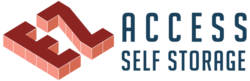 EZ Access Self Storage logo